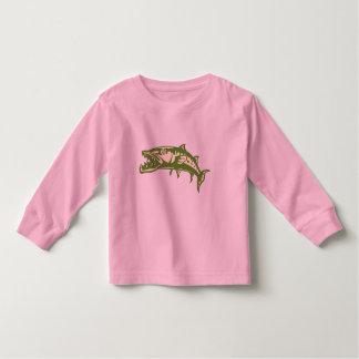 Barracuda Fish #4 Toddler T-shirt
