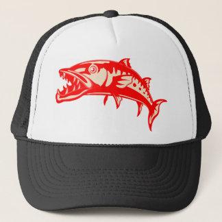 Barracuda Fish #6 Trucker Hat