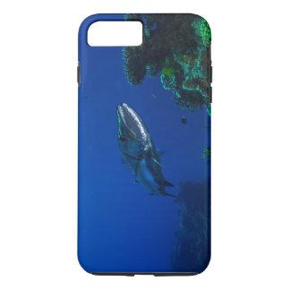 Barracuda Great Barrier Reef Coral Sea iPhone 7 Plus Case