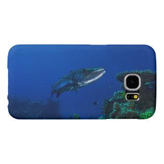 Barracuda Great Barrier Reef Coral Sea Samsung Galaxy S6 Case