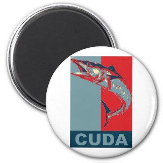 Barracuda Icondized Imán Redondo 5 Cm