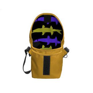 Barracuda Messenger Bag