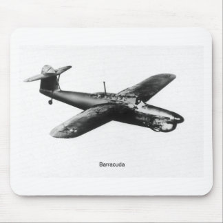 Barracuda Mouse Pad