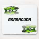 Barracuda Mouse Pads