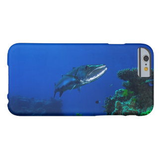 Barracuda on the Great Barrier Reef Barely There iPhone 6 Case