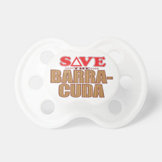 Barracuda Save Pacifier