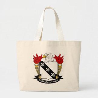 Barradall Family Crest Bag