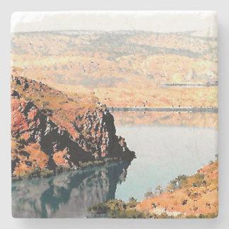 Barramundi Bay, Stone Coaster
