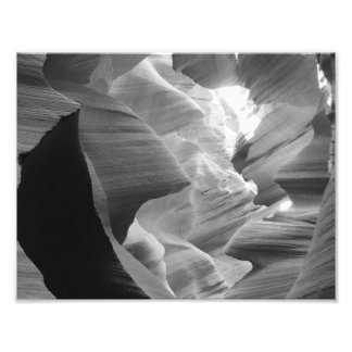 Barranco 2 del antílope de B&W Fotografía
