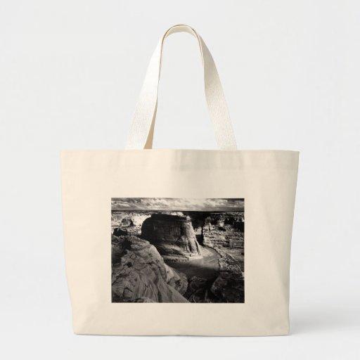 Barranco de Ansel Adams Arizona Bolsa Tela Grande