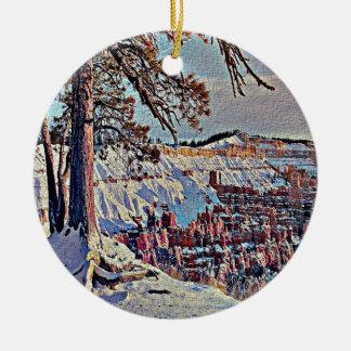 Barranco de Bryce Ornamentos De Reyes