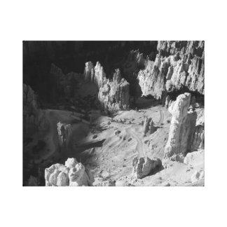 Barranco de Bryce Lona Envuelta Para Galerias