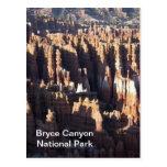 Barranco de Bryce Tarjetas Postales