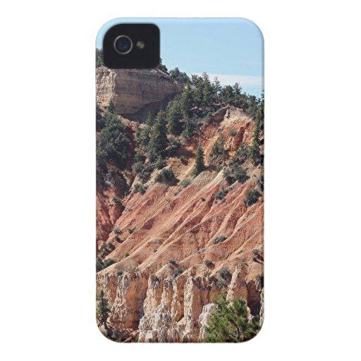 Barranco de Bryce, Utah, los E.E.U.U. 7 iPhone 4 Case-Mate Protectores
