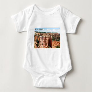 Barranco de Bryce, Utah, los E.E.U.U. (subtítulo) Body Para Bebé
