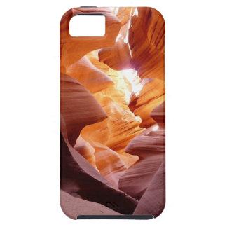 Barranco de la piedra arenisca funda para iPhone SE/5/5s