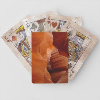 Barranco del antílope cartas de juego
