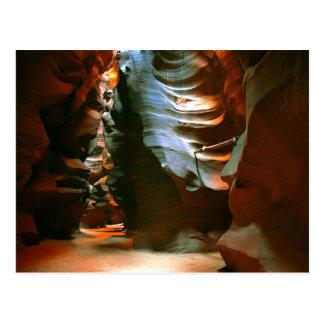 Barranco del antílope postal