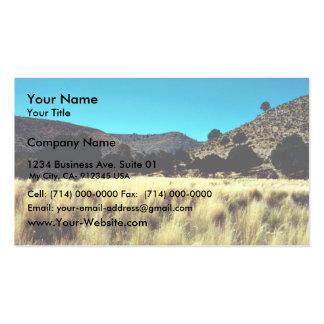 Barranco del perro tarjetas de visita