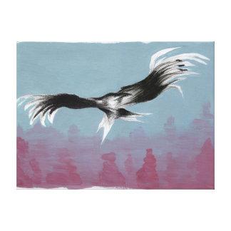 Barranco Eagle 2014 Impresiones En Lona Estiradas