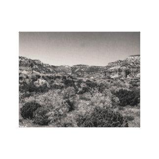 Barranco Lona Envuelta Para Galerias