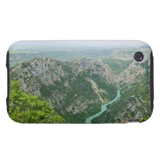 Barranco Provence Francia de Verdon iPhone 3 Tough Protector