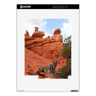 Barranco rojo, Utah, los E.E.U.U. 10 Skin Para El iPad 2