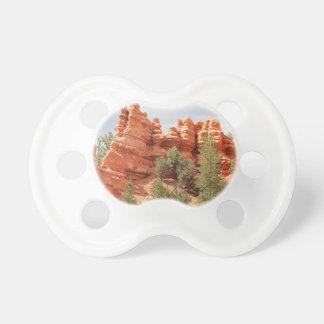 Barranco rojo, Utah, los E.E.U.U. 12 Chupetes De Bebé