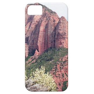 Barrancos de Kolob, parque nacional de Zion, Utah, iPhone 5 Case-Mate Fundas