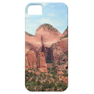 Barrancos de Kolob, parque nacional de Zion, Utah, iPhone 5 Case-Mate Cobertura