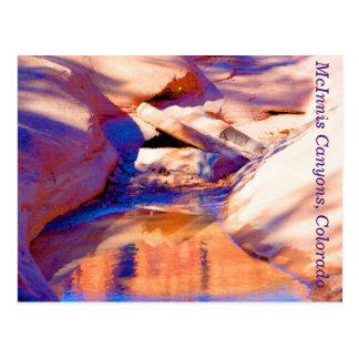 Barrancos de McInnis, Colorado Postal
