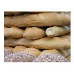 Barras de pan postal
