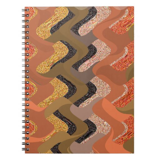 barras que fluyen 11x17.png del otoño cuadernos