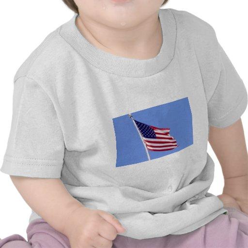 Barras y estrellas camiseta