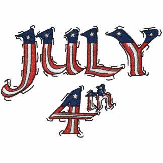 Barras y estrellas de July4th