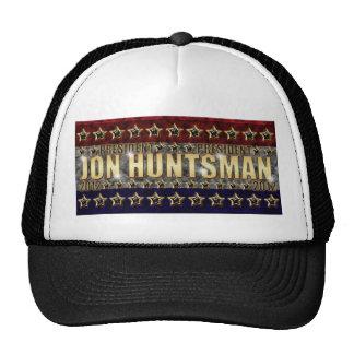 Barras y estrellas del Huntsman de Jon Gorro