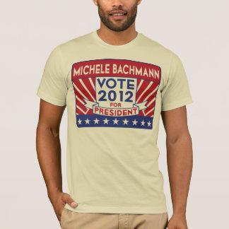Barras y estrellas del voto 2012 de Micaela Playera