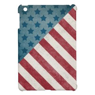 Barras y estrellas (desolación ligera) iPad mini cárcasas