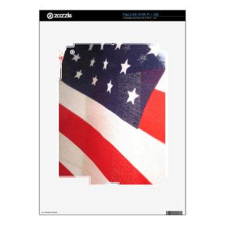 Barras y estrellas iPad 2 skin