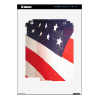 Barras y estrellas pegatinas skins para iPad 3