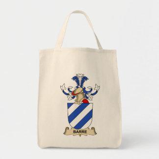 Barre Family Crests Bag