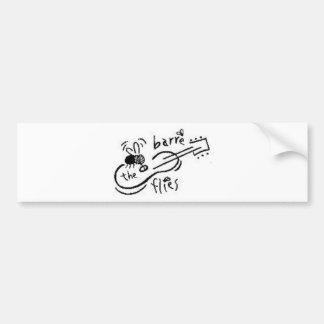 Barre Flies Bumper sticker