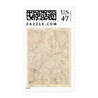 Barre, Massachusetts Postage