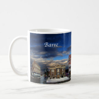 Barre, Vermont Coffee Mug