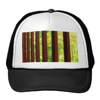 Barred from Nature Trucker Hat