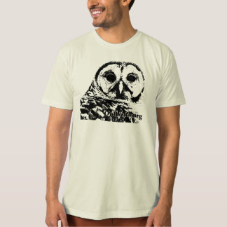 Barred Owl 2016 on White (or off white) T-Shirt