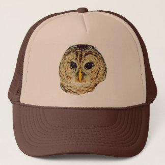 Barred Owl Gift Trucker Hat