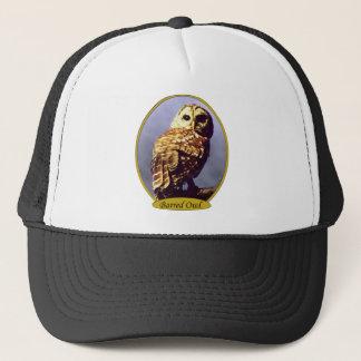 Barred Owl Hat