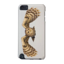 Barred Owl in Flight iPod Touch (5th Generation) Cover