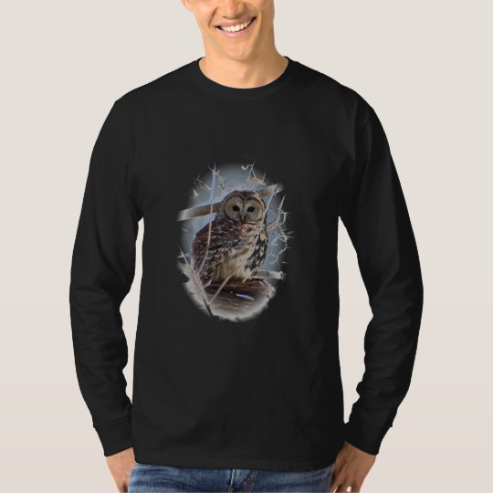 Barred Owl in Tree T-Shirt